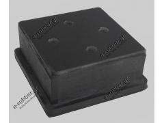 Roller Drum Antivibration Mount D133x133 [120x120]x55