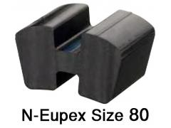 N-Eupex Rubber Elements Size 80 (Set of 6)