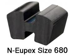 N-Eupex Rubber Elements Size 660 (Set of 10)