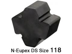 N-Eupex DS Rubber Elements Size 118 (Set of 6)