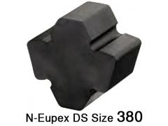 N-Eupex DS Rubber Elements Size 380 (Set of 9)
