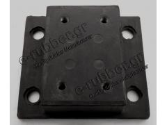 Roller Drum Antivibration Mount 187x210x54 [172x120]